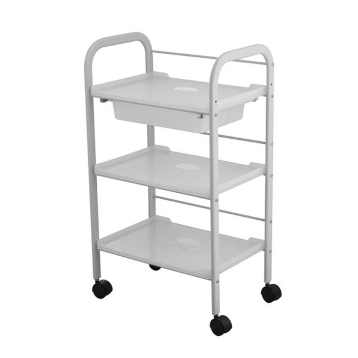 TL-801 MT Medical Beauty Spa Source Trolly Shelf Cart Drawer 1016 Cabient Massage Tools