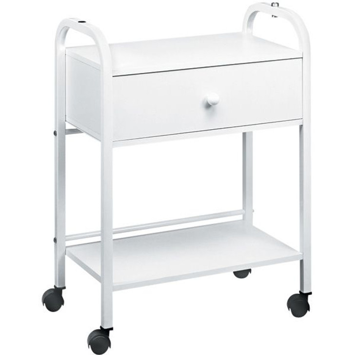 TL-807 MT Trolley Table with Drawer - TS2 (51201) Spa Source