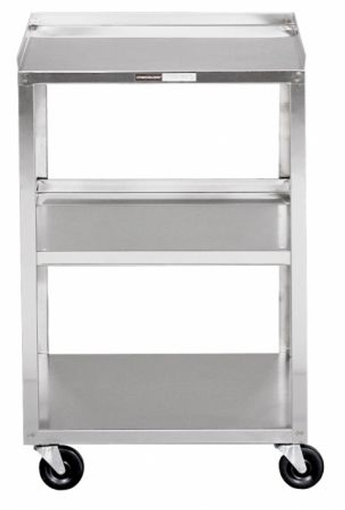 TSL-872 MT Chattanooga - Stainless Steel Cart Model MB-T Spa Source