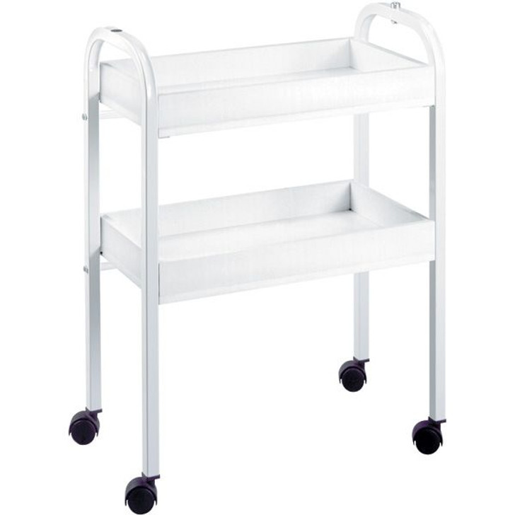 TL-803 MT Trolley Table with Safety Shelves - TA2 Standard (51300) Spa Source