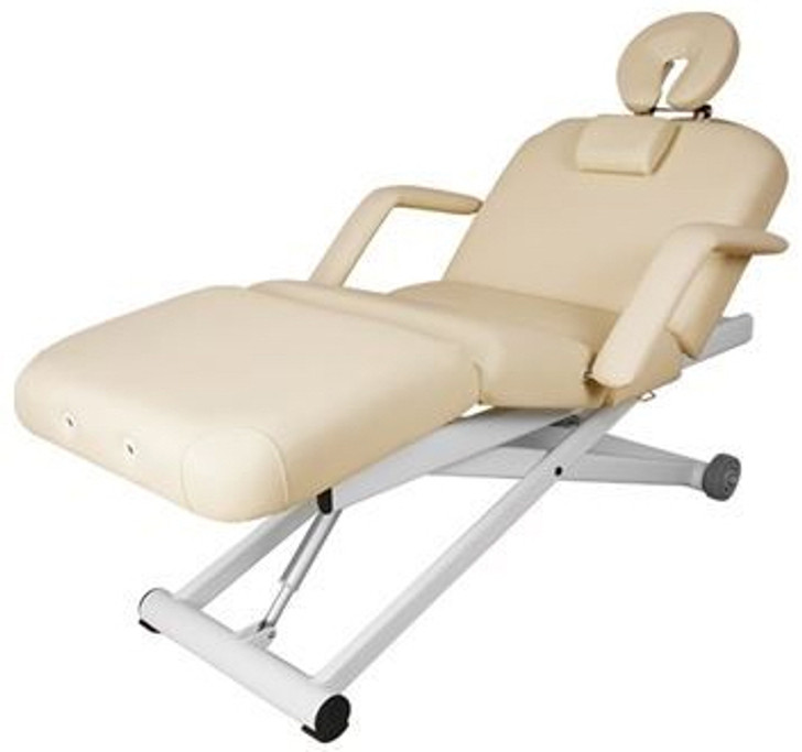 SPA SOURCE - ULTRA LIFT 3 - Sturdy power operated 3 Motor massage table bed