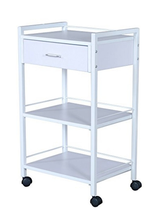SPA SOURCE -  Trolley Cart with Drawer