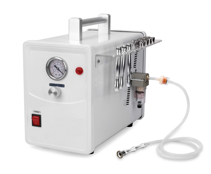 SPA SOURCE -Natural Peel 10 Microdermabrasion Machine
