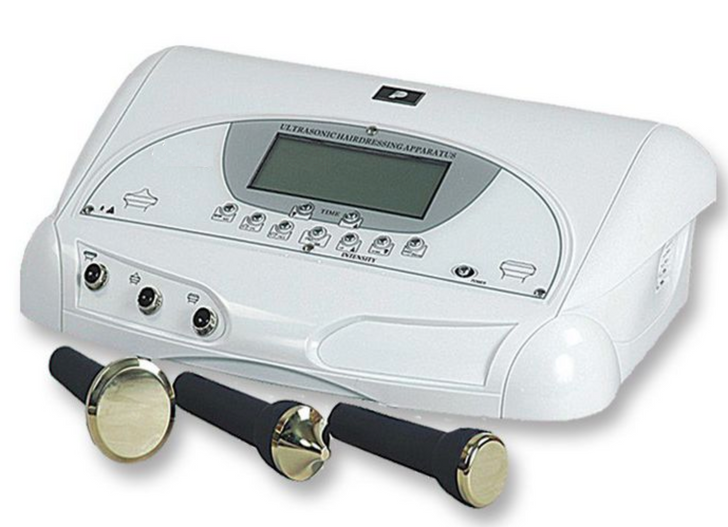 Spa Source ultrasonic instrument, spa and equipment, skin act, SKU16314, tablestop, spa machine, salon equipment, exfoliate dead skin, remove oil, high frequency, rejuvenates, fat loss, anti aging, high tech, professional, removes black head and white heads, durable, efficient, long lasting