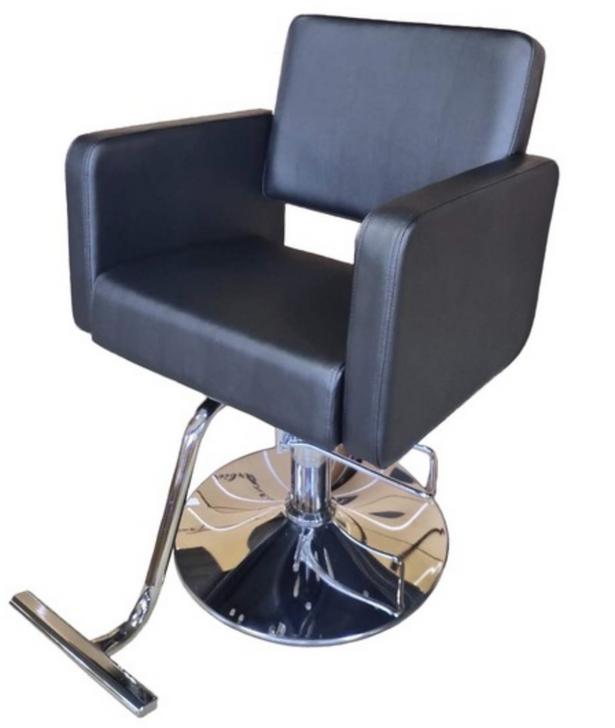 SPA SOURCE LLC Aurora Styling Chair, AYC Bramley Styling Chair, hair salon, spa equipment, SKU TS HON SYCHR 8251 BLK,