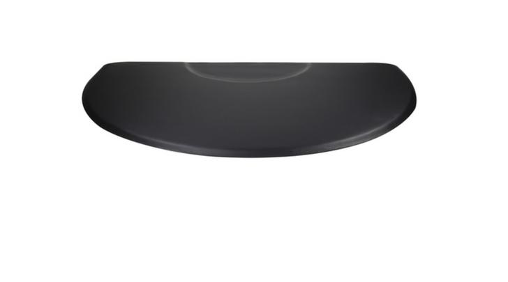 Spa Source - Deluxe Half Circle Salon Mat 3x5