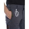 Clogger Grey Spider Tree Climbing Pants Logo