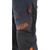 Clogger Grey Spider Men's Tree Climbing Pants Leg logo