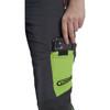 Grey Zero Women's Chainsaw Pant cellphone pocket