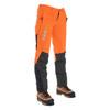 Clogger Hi-Vis Orange Zero Women's Chainsaw Pant angle view