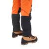 Clogger Hi-Vis Orange Zero Women's Chainsaw Pant lower back view