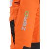 Clogger Clogger Hi-Vis Orange Zero Women's Chainsaw Pant - Zoom Logo