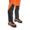 Hi-Vis Orange Zero Men's Chainsaw Pant - Lower front