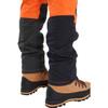 Hi-Vis Orange Zero Men's Chainsaw Pant - Zoom Back