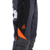 Ascend Chainsaw Trousers - Mid leg Side