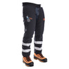 Arcmax Gen3 Arc Rated Fire Resistant Chainsaw Chaps Left Front View
