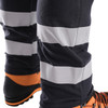 Arcmax Arc Rated Fire Resistant Women's Chainsaw Pants Reflective Tape Zoom