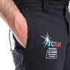 ArcmaxArc Rated Fire Resistant Women's Chainsaw Pants Hip Pocket Zoom