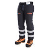 Wildfire Arc Rated Fire Resistant Chainsaw Chaps Right Front View