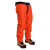 C8 chainsaw chap trouser style angle view
