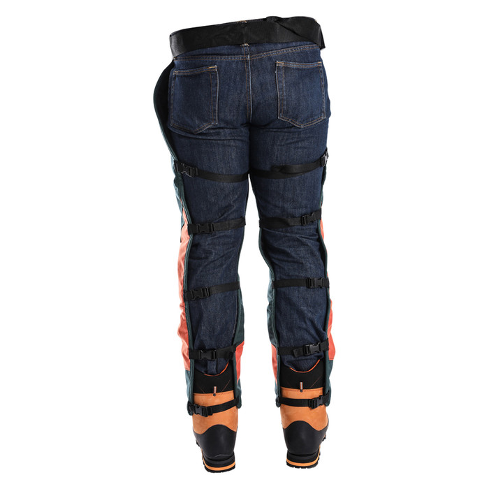 DefenderPRO Tough Water and Oil Resistant Chainsaw Chaps
