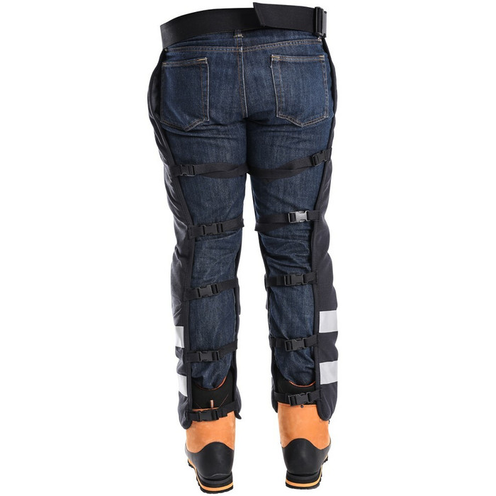 Arcmax Arc Rated FR chainsaw chaps rear view