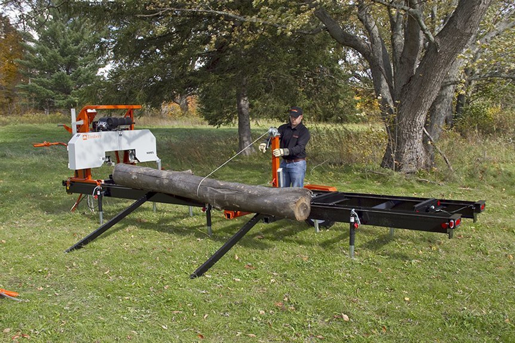 Timbery Log Loader Package