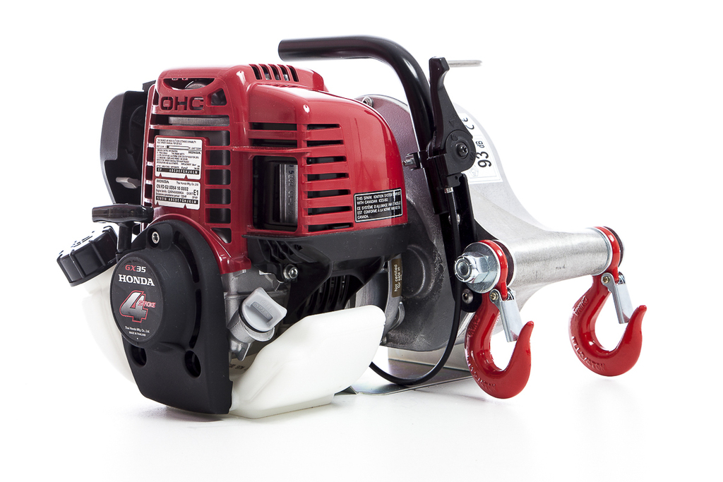 Portable Winch PCW-3000-CK