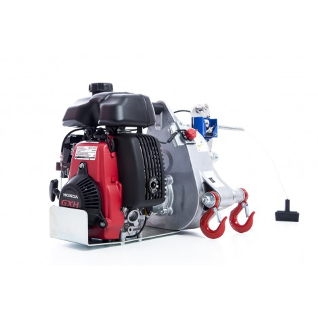 Portable Winch  PCH1000 Industrial Winch - lift and lower loads with complete safety