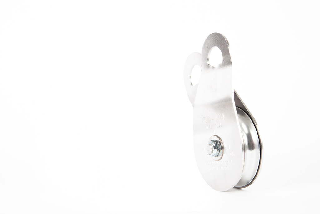 PCA-1275 SINGLE PULLEY