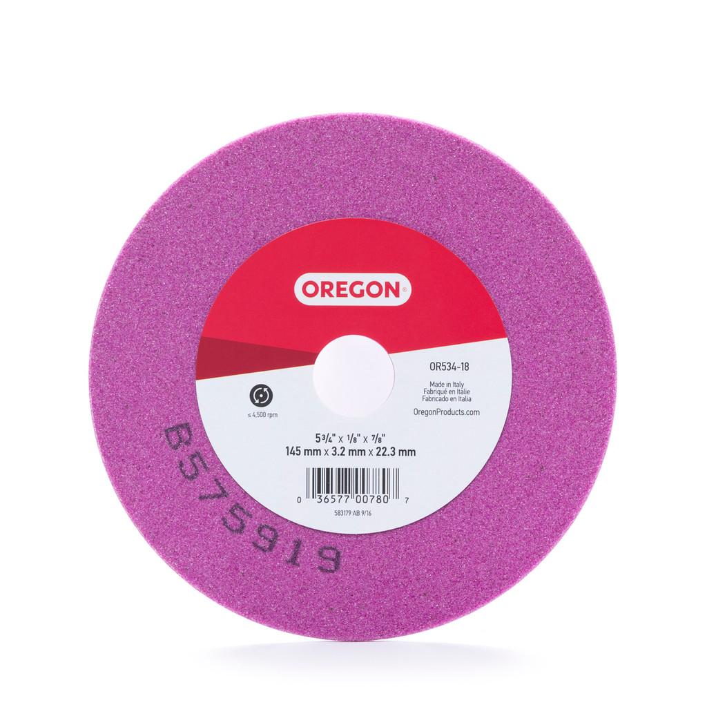 Oregon OR534-18A Grinding Wheel