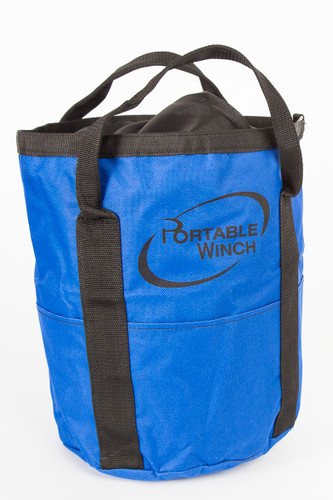 Portable Winch PCA-1255 Rope Bag - Size Small