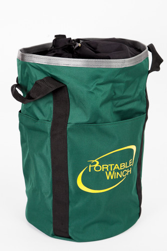 Portable Winch PCA-1257XL Rope Bag - Size XL
