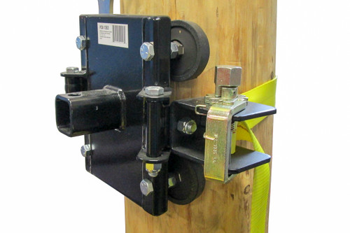 Portable Winch PCA-1263 Tree Pole Mount Winch Anchor