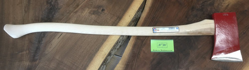"Council Tool 3.5 lb. Dayton Axe with 36"" curved wood handle"