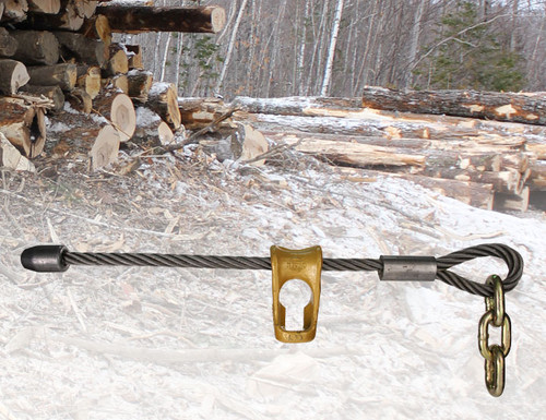 Golden Bell J1 Logging Choker
