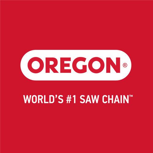 "Oregon 5/16"" x 8"" Round File (6 Pack)"