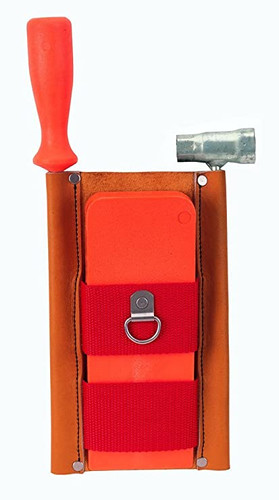 Tool Holster - Wedge, Saw, File, Wrench