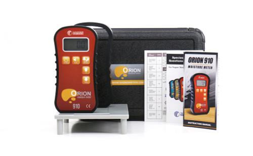 Wagner Orion 910 Moisture Meter w/ on-demand calibrator