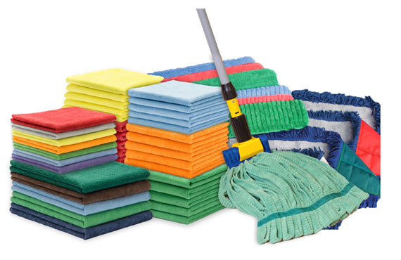 wholesale microfiber towels & mops