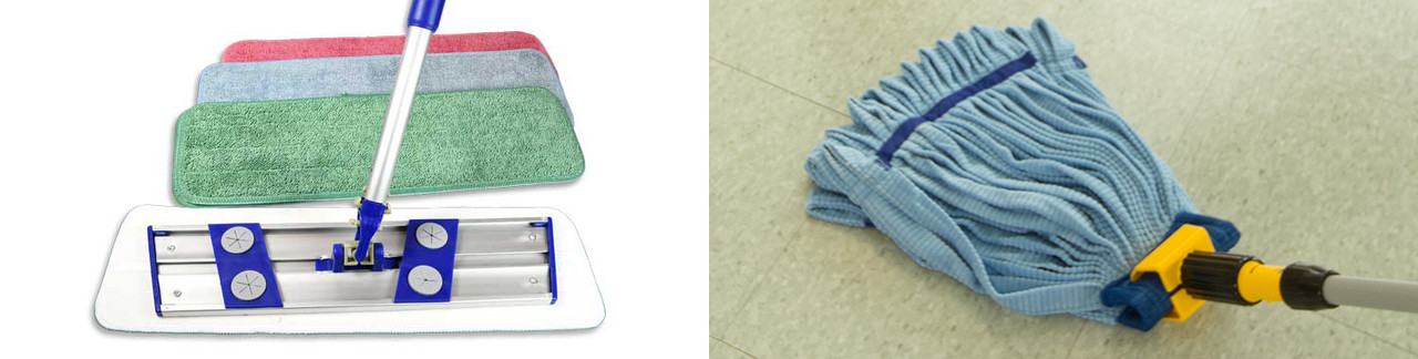 Professional Microfiber Mops