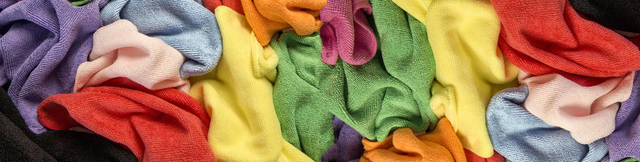 Commercial Microfiber Towels