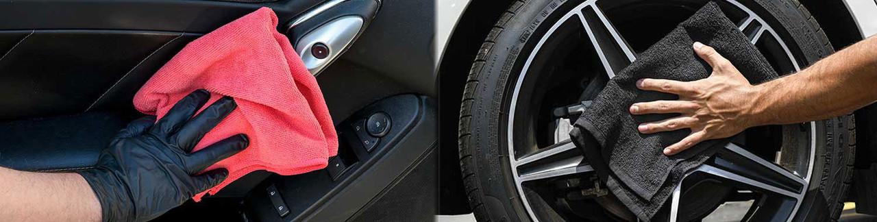 Car Wash Detail Towels