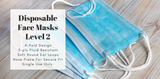 Disposable Masks are Key to Any Re-opening Plan