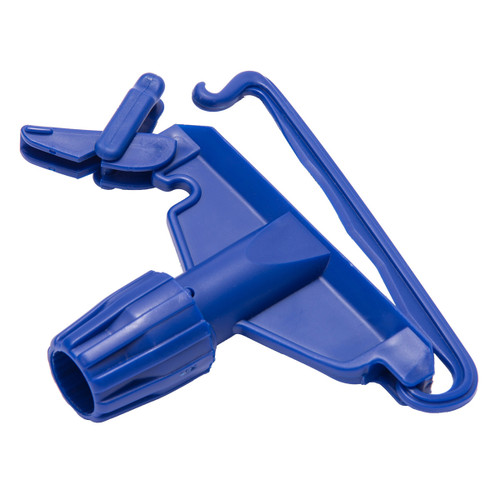 Mop Clamp Adapter For String And Tube Mops, shown flat