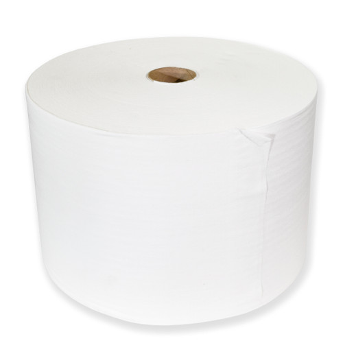Spunlace Cloth-Like Wipers Grade 50 Rolls White, wiping & cleaning cloth