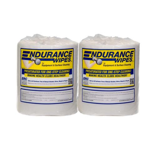 ERC Endurance Gym Wipes 2 Rolls