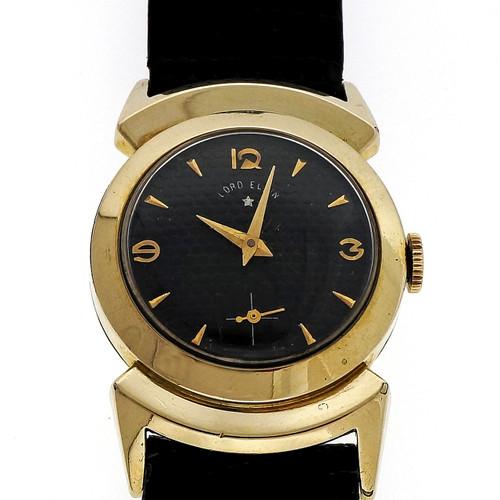 1952 - 1954 Rare Lord Elgin 21 Jewel 688 Men's Ladies Watch