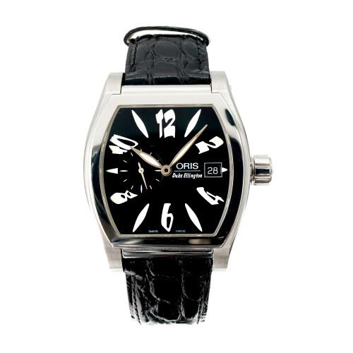 Oris Limited Edition Duke Ellington Automatic Stainless Steel Wristwach