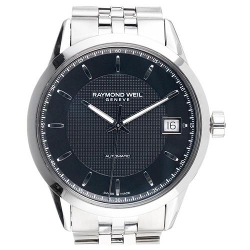 Raymond Weil Stainless Steel Automatic Wristwatch